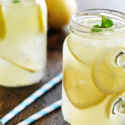 Gin 22 Lemon Fizz