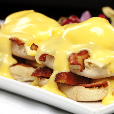 Hollandaise Sauce with Olive Oil
