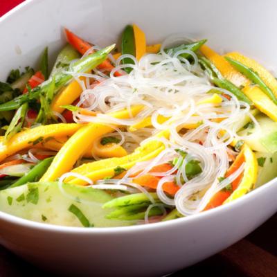 Mango Chipotle Sweet Heat Salad