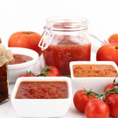 Tomato and Basil Dressing
