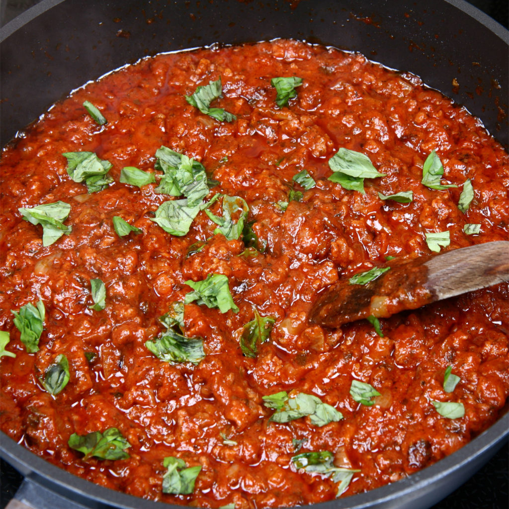 Bolognese sauce   Recipes   Jamie Oliver