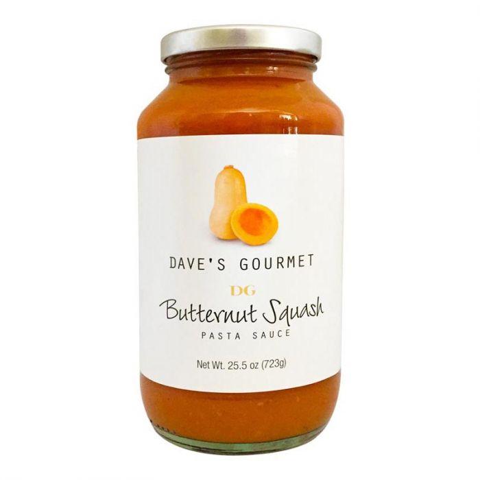 Dave's Gourmet Pasta Sauce – Butternut Squash