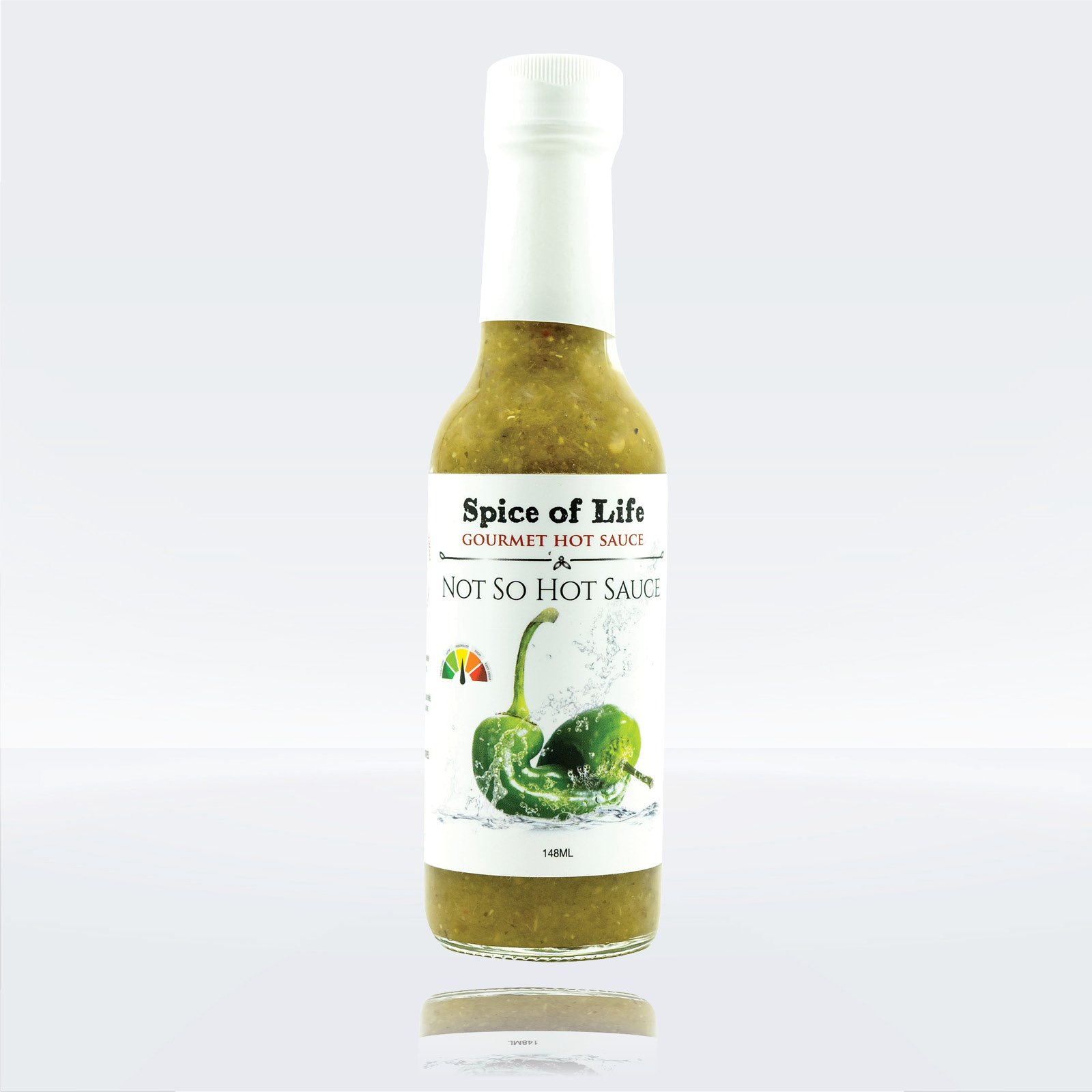 Spice of Life Hot Sauce – Not So Hot