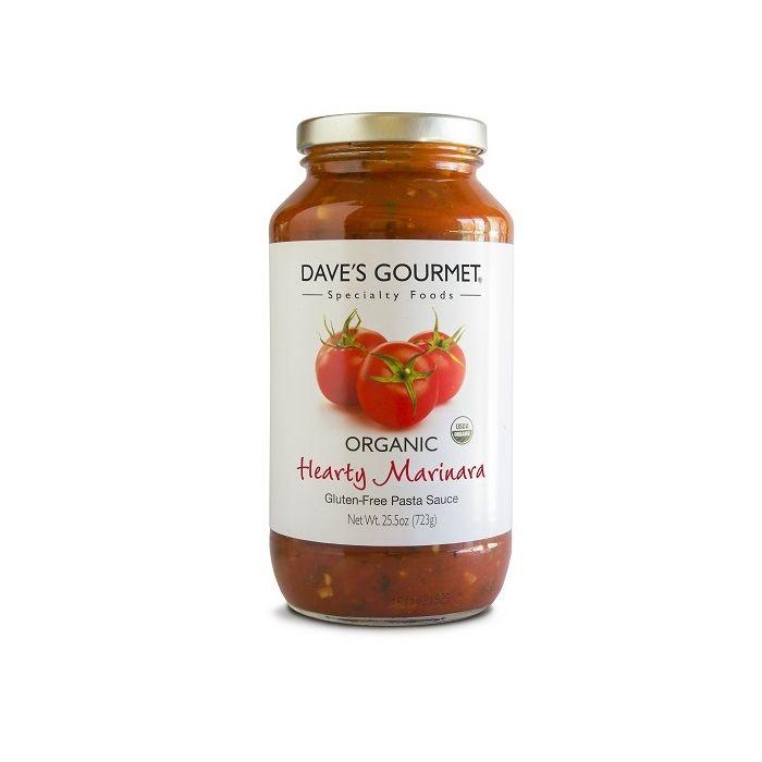 Dave's Gourmet Pasta Sauce – Hearty Marinara